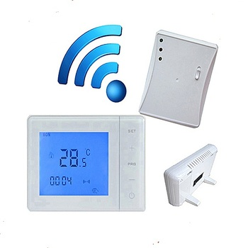 manufacturer of room digital wireless radiator thermostat