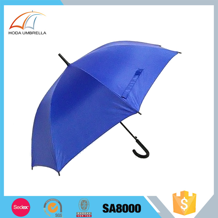 China wholesale market two layer straight umbrellas golf