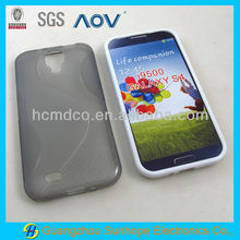 best price for tpu gel s case for Sumsung I9500 S4