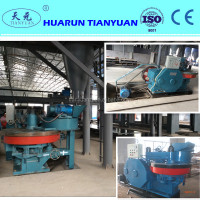 QTY180-8 solid sand lime brick machine rotary machine
