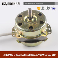 Newest design low vibration small electric fan motor with Promotional price