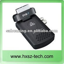 Mini Scart DVB-T receiver with USB PVR(Tuner-HX223)