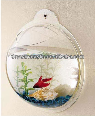 2014 Newest Style Acrylic Aquariums with Clear and simple
