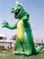 giant inflatable dinosaur, large balloon for sale K2028