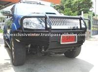 FORTUNER BULLBAR ACCESSORIES