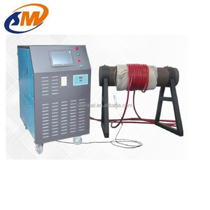 Air cooling induction PWHT post heating treatment stress relieving induction machine