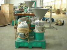 soybean paste JM series colloid mills