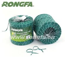 garden and plant 250m 500m rolls waterproof vineyard plastic pvc wire twist ties