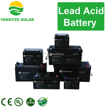 Deep cycle sealed 12v 2.5ah yuntong battery