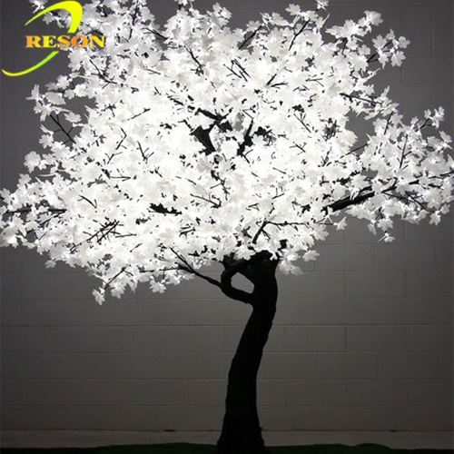 New products 2014 party lighting artificial lighted willow tree light