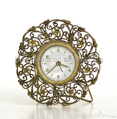 New Arrival Fashion Style linden quartz clock