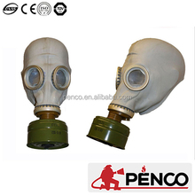 military russian gp5 full face chemical protective gas mask with long tube