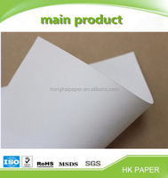 High quality laminated Food grade white sack perforated kraft paper