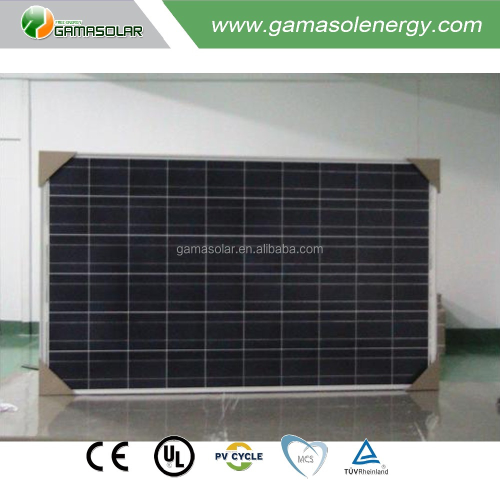 Long life 250w 260w poly solar pv module 260 watt solar panel for home