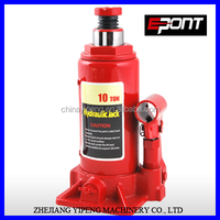 Portable Car Jack Lift 10t hydraulic bottle jack