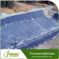high density landfill use geomembrane linear low density polyethylene hdpe liner for heap leach pads