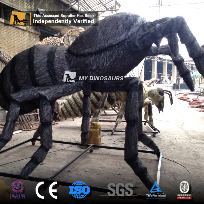 MY DINO-AI58 Rubber Insect Model Scary Animatronics
