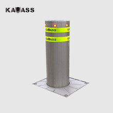 The Most Novel round steel pipe bollards