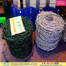 electric barbed wire /largest factory hometown/barbed wire mesh (BV&CE&ISO Certification)