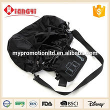 Special shape With compartment convert to men backpack from a bag