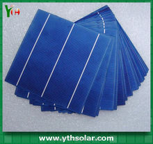 Chinese high capacity photovoltaics solar panel / poly solar cell 4.3watt of monocrystalline