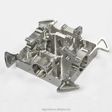 OEM high recommended cnc machining service aluminum die cast polished cnc parts for machine