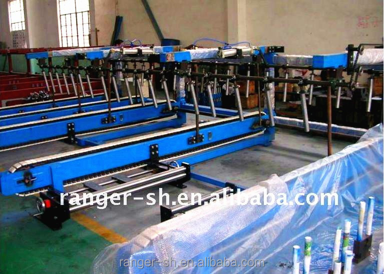 Automatic Stacker/ run out table