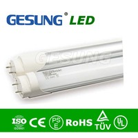 top selling cool white indoor 1500mm 18w led light led t8 tube with ce rohs