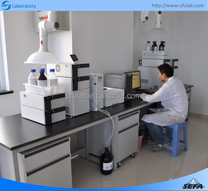 Hospital Laboratory Furniture,Dental Lab Work Station Lab Work Table