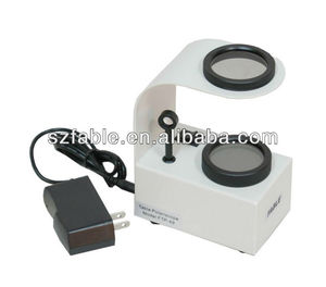White Gem Polariscope with LED Cold Light Source