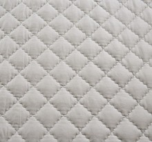 Breathable White Quilted Low Price water proof crib water proof mattress pads protector