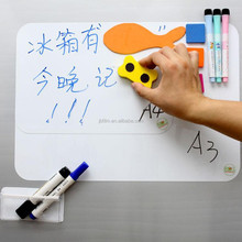 magnetic recordable white board
