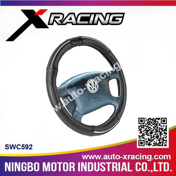 Xracing-SWC592 design your steering wheel cover,shrink car steering wheel covers,car wheel cover for toyota