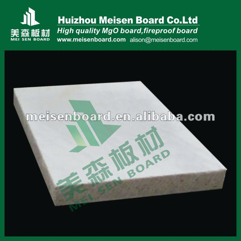 HOT sale fireproof magnesium cement board