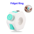 2017 New Arrival Portable Stress Reducer Magic Fidget Ring Toy