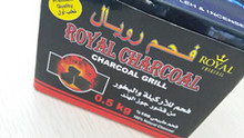 Hookah Application and Machine-Made Charcoal Type coconut shisha charcoal