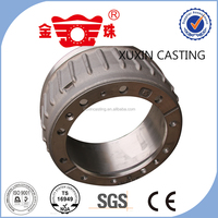 best quality semi truck brake drums