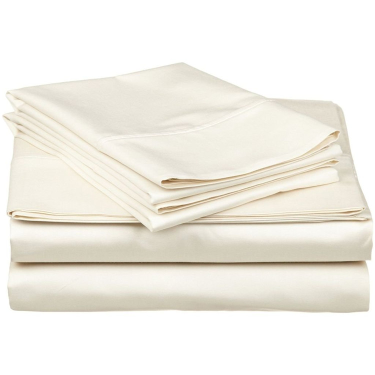Hotel Luxury 1800 Series Platinum Collection Deep Pocket Wrinkle Fade Resistan 4pcs 100% Bamboo Bed Sheet Sets