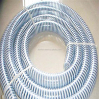 PU Antistatic Hose with PVC Helix hose Polyurethane hose reinforced with rigid PVC spiral helix