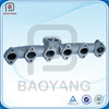 Ductile Cast Iron Casting Exhaust Manifold