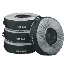 4PCS/Set Spare Car Wheel Cover And Storage tire Bag