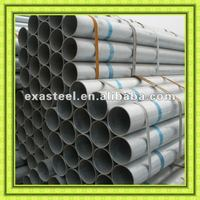 Hot dipped galvanized pipe for irrigation