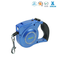 XA-2035 high quality dog leash with flash LED light,paper box package retractable dog leash