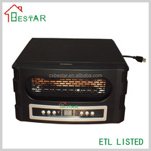 1500W ETL Portable small infrared <strong>heater</strong>