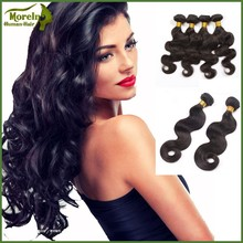 cheap hair extension at low price peruvian weave hair remy hair extension body wave