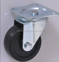 small rubber caster wheel for cabinet