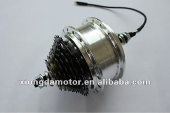 DC Electric Bicycle Motor/E-bikeMotor/E-bicycle Brushless High Speed Rear Wheel Hub Motor
