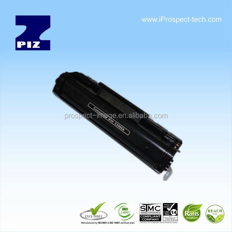 hp printer with opc Compatible laser toner cartridge C3906A for HP LaserJet 5L/5ML/6L/6LSE/6LXI/6PSE/6PSI/3100/3150 C3906A