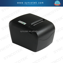 high speed auto cutter wifi thermal cashier printer 80mm POS bill printer
