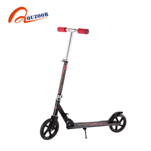 Custom high quality two wheels foldable kick scooter for kid&adult